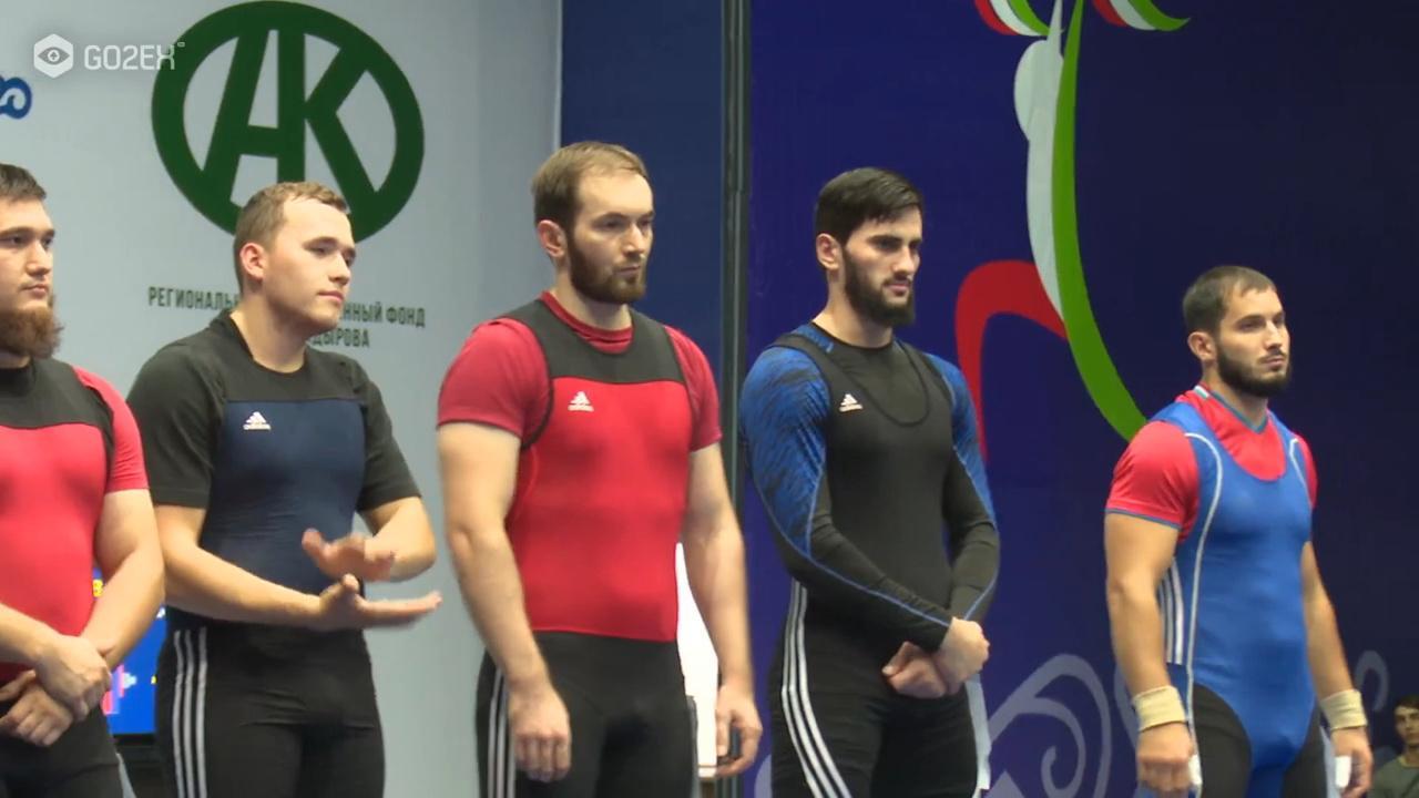 Записи трансляции Чемпионата России 2020 по тяжелой атлетике в Грозном