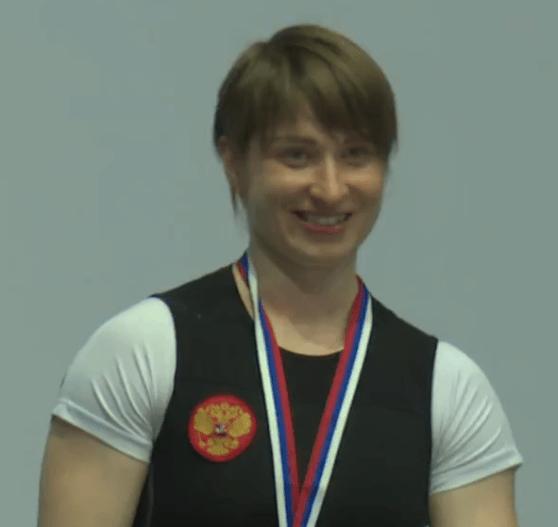Анастасия Романова. Чемпионка России 2020