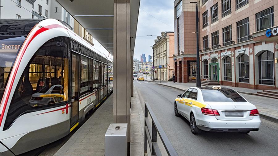 «Яндекс» протестирует первый беспилотный трамвай