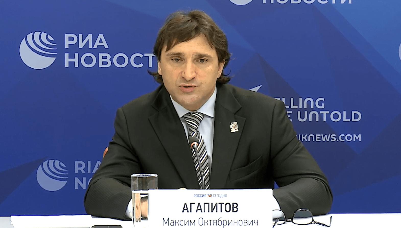 Тяжелая атлетика - время выбора. Пресс-конференция президента ФТАР Максима Агапитова.