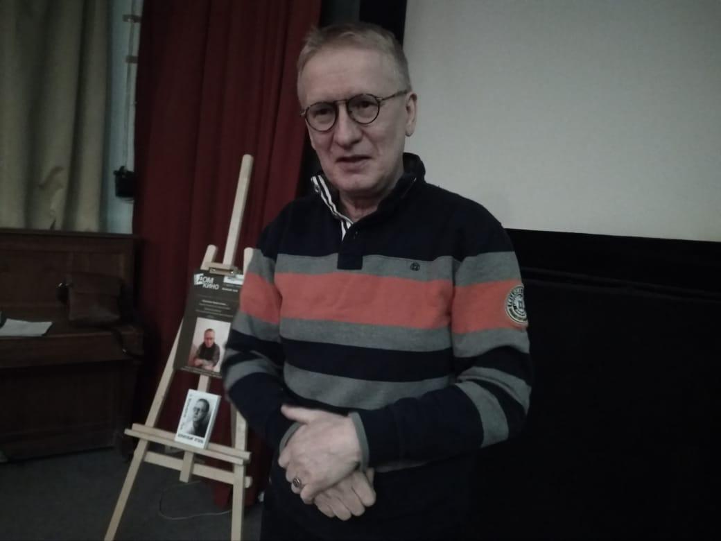 Ассоциация документального кино провела творческий вечер поэта Александра Макарова Век