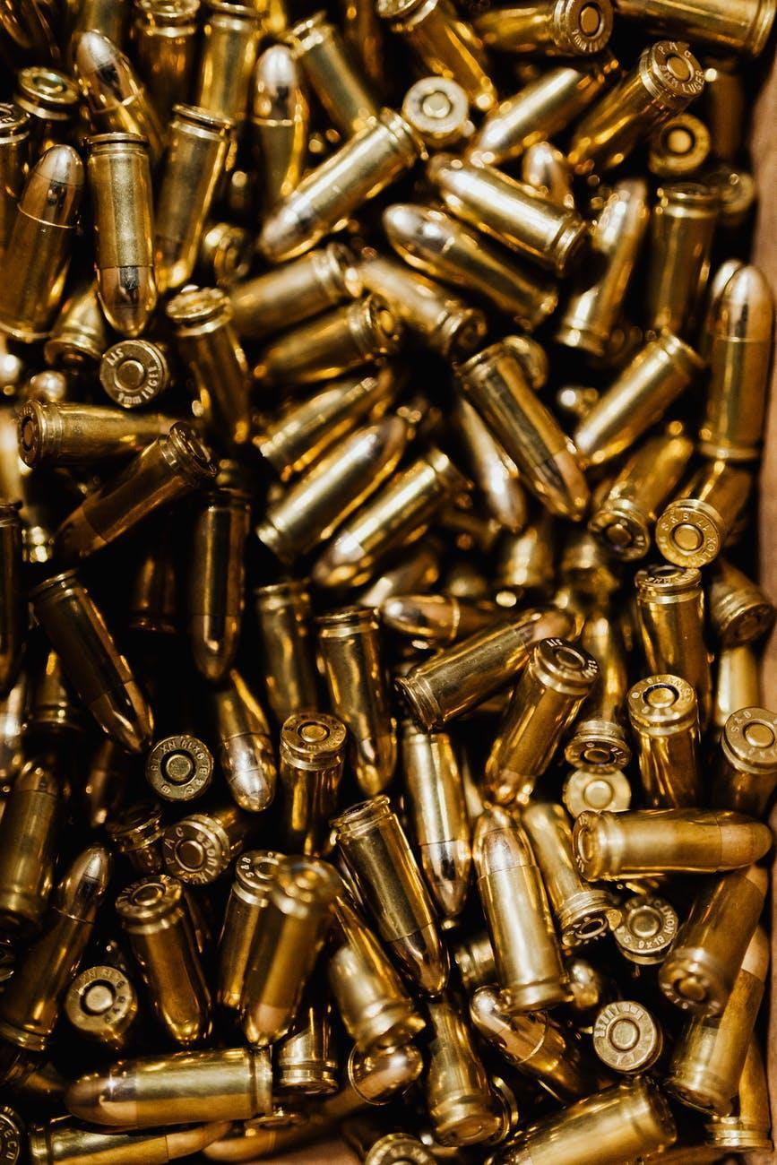 steel metallic copper shoot